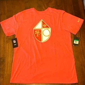49ers Nike shirt